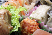 有機・無農薬野菜を中心とした食材