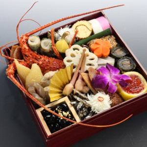 名古屋発!おせち料理「七寸一段」1~2名さま向け18,000円、(税・送料込)