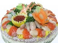 鮨デコケーキ(各サイズ)